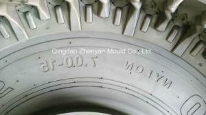 Viés 7.00-15 pneus de camiões ligeiros Molde Molde do Pneu do Barramento CAN