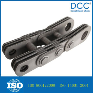 Génie Industral Heavy Duty Transmission du rouleau en acier inoxydable de la chaîne du convoyeur