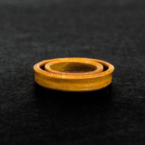 Moldeado por inyección de nitrilo de alta calidad de la junta tórica / Anillo adaptador de goma