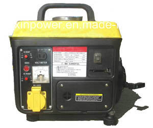 0.65kw Generation, Gasoline Portable Type (SR950)