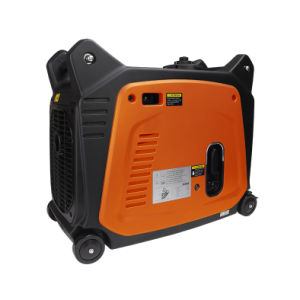Inverter-einphasig-Großverkaufportable-Generator des Benzin-3kw