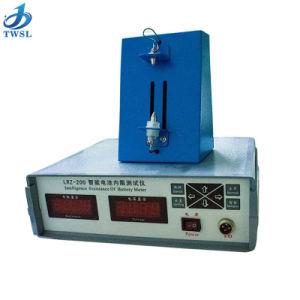 Paso un paquete de batería Montaje de la máquina de la resistencia interna y comprobador de tensión (TWSL-IR02)