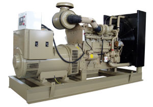 400kVA générateur diesel Cummins Alimentation de secours 400kVA générateur standard