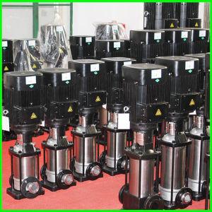 Largement utilisé en acier inoxydable de la pompe à eau centrifuge