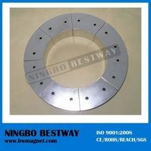 Высокой силой принуждения Arc размер неодимовый магнит