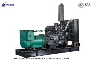 Merk 300 van Yuchai kVA de Diesel Kw/375 Reeks van de Generator met Alternator Stamford