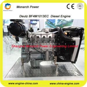 De Dieselmotor BF4M1013 van Deutz BF4M2012