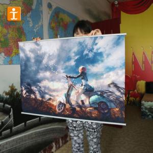 上海の製造のデジタル広告の印刷のビニールの屈曲の旗