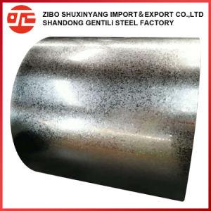 Prepainted PPGI PPGL bobinas de acero galvanizado recubierto de color