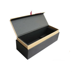 화장품, 포도주, 차를 위한 엄밀한 서류상 마분지 패킹 선물 상자