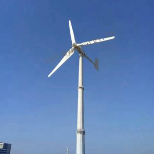 낮은 Rpm 영구 자석 발전기를 가진 10kw 풍차