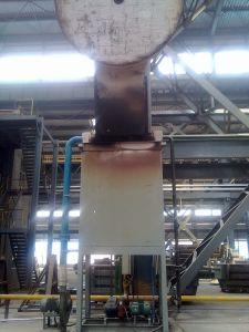 砂型で作ることのための熱い販売のひしゃくの予熱器