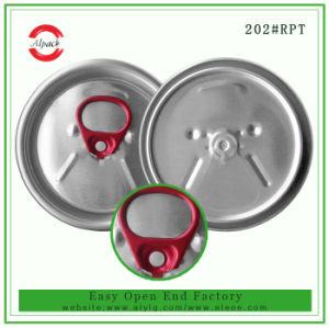 202# bebidas al por mayor fácil abrir la tapa