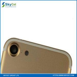 Reemplazo de la cubierta trasera de la puerta de la cubierta de batería de la cubierta de la contraportada para el iPhone 7 7g