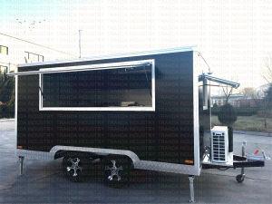 Fooding Verkauf-Straßen-Nahrungsmittelkarren-Kaffeestube-mobiler Nahrungsmittel-LKW mit Cer