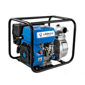 Портативный 3 Водяной насос 4 HP бензин водяной насос