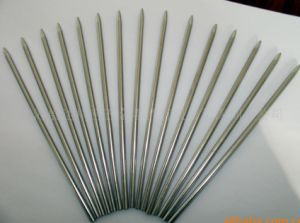 Closed End를 가진 TP304 316 321 Beveled End Stainless Steel Capillary Tube