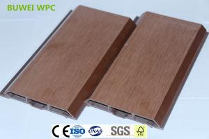 100*15 de buiten Houten Plastic Samengestelde Bekleding van de Muur met SGS Certificaat