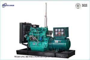Diesel van de Reeks van Weichai Generator voor School/Hotel