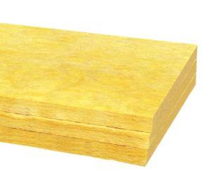 Coperta delle lane di vetro di Unfaced di buona qualità per l'isolamento della costruzione del metallo