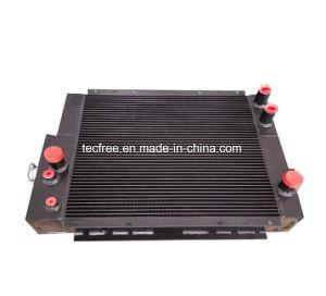 中国アルミニウム水ラジエーターの金の製造者の製造業者