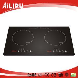 2 Quemaduras Construido en la Inducción de Utensilios de Cocina (SM-DIC09A)