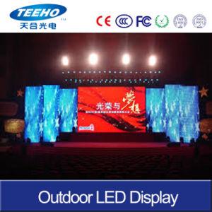 1300CD par mètre mur vidéo LED Haute luminosité armoire de fer