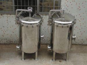 Filtre en acier inoxydable pour le traitement de l'eau