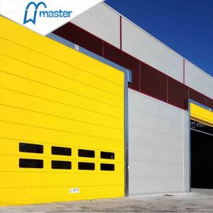 Duradero automático de velocidad rápida de PVC de alta velocidad y/rápidas puertas