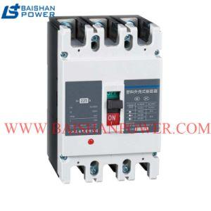 interruttore di caso modellato MCCB di 3p /4p 63A 225A 400A 630A