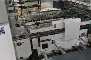Verrouillage de collision intelligent Speedwave bas dossier Boîte de Machine Gluer (XL-650/XL-800/XL-1100)