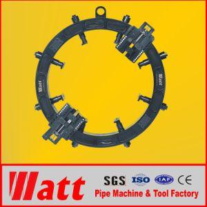 L Split e corte de tubos da estrutura da máquina Biselamento