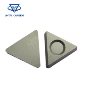 A ferramenta de fresar Insira a ponta de carboneto de tungsténio de Corte