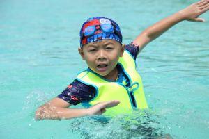 Colete de flutuabilidade/Colete de vida para as Crianças Piscina iniciantes