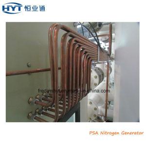 極度の品質小さい99.999%純度Psa窒素のガスの発電機