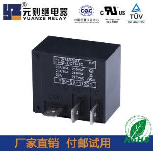 Y90-112D1 1c de 5 pinos da placa do circuito do relé de alimentação geral