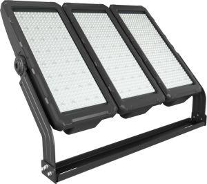 840W zone de champ de sports à LED haute luminosité de projecteur
