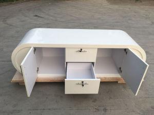 Un design moderne surface solide office bureau de réception