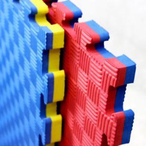 Espuma de piso EVA Intrlocking coloridos tapete quebra-cabeças