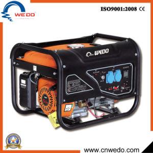 2kVA/2kw/2.5Kw/2.8Kw portátil de 4 tempos a gasolina/Geradores de gasolina