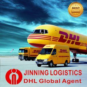 A DHL Express logística de transporte da China para a Argentina, Chile, Colômbia e outros países sul-americanos/transportes/Agente Marítimo/Carga/
