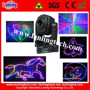 Перемещение светового пучка света /RGB Полноцветный перемещение лазера головки блока цилиндров