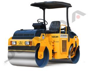 De Machines van Road van China de MiniWegwals van 3 Ton (YZC3H)