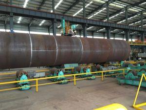 China-Lieferant für grosse Größen-geschweißtes Stahllängsrohr
