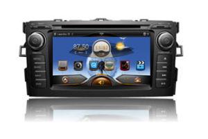 7 인치 Corolla Pure Android GPS Car Navigation System를 가진 4.2 DVD Player