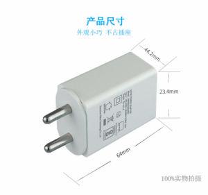 Bis 승인 USB 힘 보편적인 충전기 여행 포트 RoHS DC 접합기 2A 5V