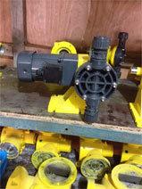 Jwm 기계적인 격막 미터로 재는 펌프