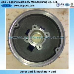 Le titane Cemical Pompe centrifuge couvercle du moulage de rechange avec le moulage au sable
