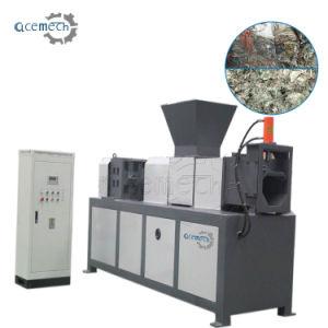 不用なPE PPの農業のフィルムのリサイクルのためのプラスチック洗濯機