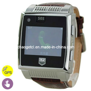 Vigilanza SOS (CH-G10) del telefono mobile di GPS GSM